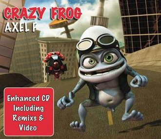Axel F - Image: Crazy frog axel f s