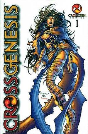 CrossGen - Image: Cross Genesis