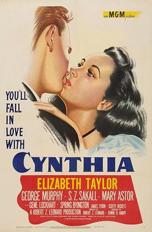 Cynthia (film) - Cynthia poster