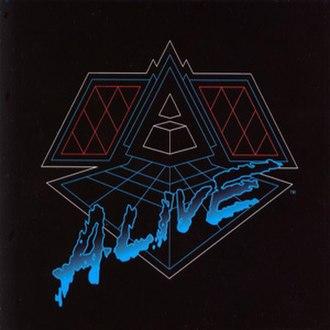 Alive 2007 - Image: Daft Punk Alive 2007