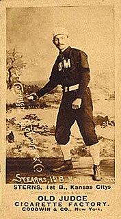 Dan Stearns American baseball player
