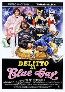 <i>Cop in Drag</i> 1984 Italian crime comedy film