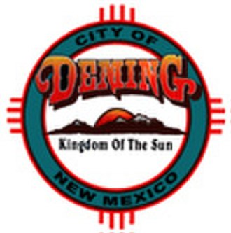 Deming, New Mexico - Image: Deming NM seal