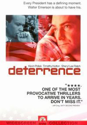 Deterrence (film) - DVD Cover