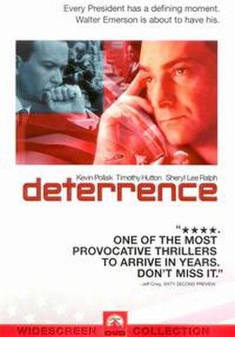 Deterrence (film) - DVD Cover