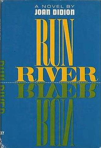 Run, River - First edition (publ. Ivan Obolensky)