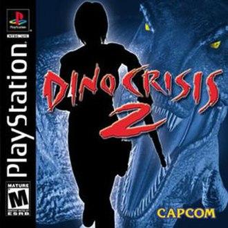 Dino Crisis 2 - Image: Dino Crisis 2