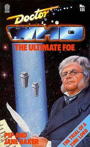 The Ultimate Foe - Image: Doctor Who The Ultimate Foe