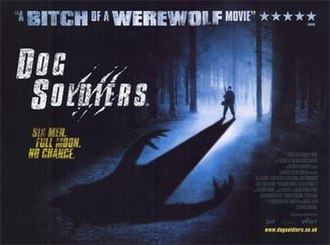 Dog Soldiers (film) - British quad poster for Dog Soldiers