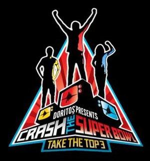 Crash the Super Bowl - 2009 Crash the Super Bowl Logo