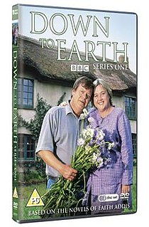<i>Down to Earth</i> (2000 TV series) British television series, first aired in 2000