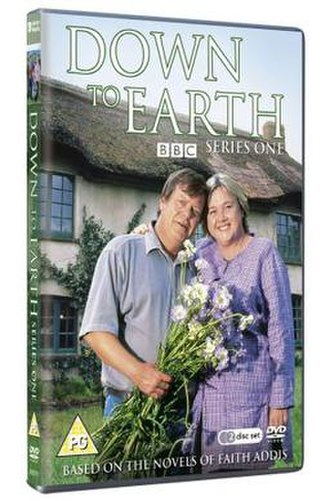 Down to Earth (2000 TV series) - Image: Down to Earth (UK TV series) DVD boxart