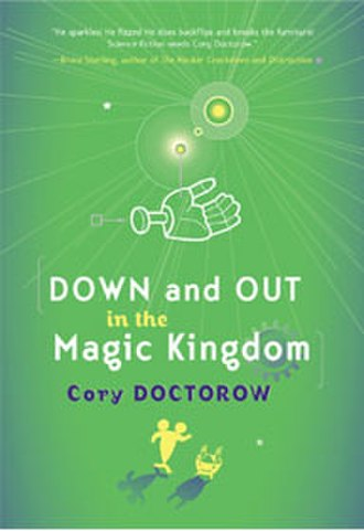 Down and Out in the Magic Kingdom - Image: Downandout
