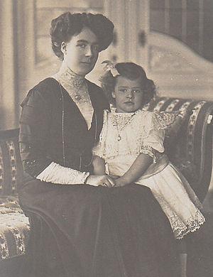 Duchess Marie of Mecklenburg - Image: Duchess Marie Mecklenburg