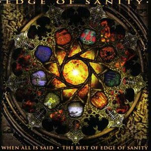 When All Is Said - Image: Edge of Sanity When All is Said
