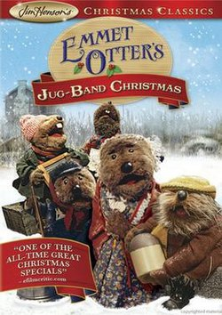 Emmet Otter's Jug-Band Christmas (TV program) - Wikipedia