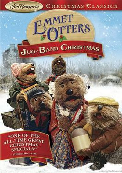 Picture of a movie: Emmet Otter's Jug-Band Christmas
