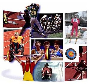 Empire State Games - Image: Empire State Games Collage