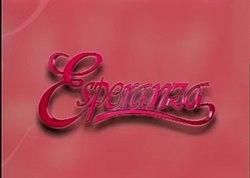 Esperanza (Philippine TV series) - Wikipedia