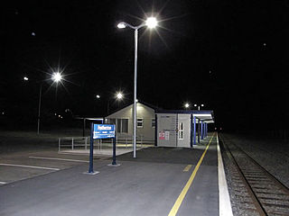 Featherston railway station