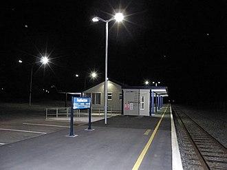 Featherston railway station - Image: Featherston Railway Station 2008