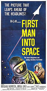 <i>First Man into Space</i>