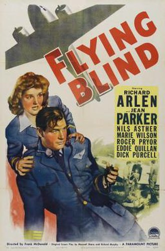 Capelis XC-12 - The XC-12 pictured in background on the film poster, indicating the prominent use of the aircraft in the film.