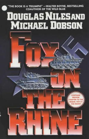 Fox on the Rhine - Image: Fox on the Rhine book cover