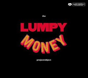 Lumpy Money Project/Object - Image: Frank Zappa, Lumpy Money