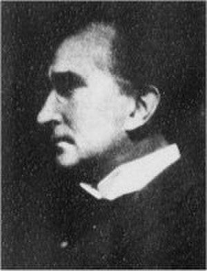 Frederic Austin - Austin in 1922