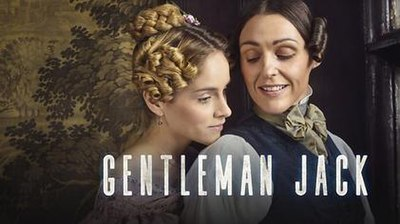 Picture of a TV show: Gentleman Jack