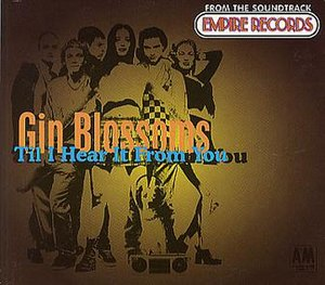 Til I Hear It from You - Image: Gin+Blossoms Til I Hear It From You 5' CD SINGLE 358945