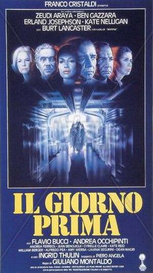 Control (1987 film) - Image: Giorno prima burt lancaster giuliano montaldo 002 jpg mkdx