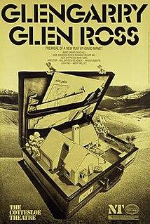 <i>Glengarry Glen Ross</i> play by David Mamet