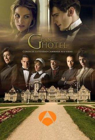 Gran Hotel (TV series) - Image: Gran Hotel