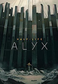 <i>Half-Life: Alyx</i> 2020 video game