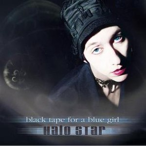 Halo Star - Image: Halo Star (Black Tape for a Blue Girl album cover art)