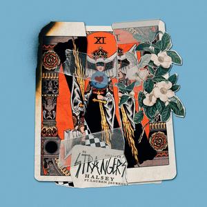 Strangers (Halsey song) - Image: Halsey Strangers