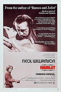 <i>Hamlet</i> (1969 film) 1969 film by Tony Richardson