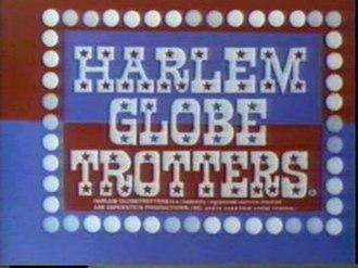 Harlem Globetrotters (TV series) - Image: Harlem Globe Trotters
