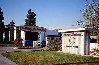 Hanna-Barbera American animation studio
