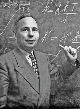 Henry Eyring (chemist) - Henry Eyring in 1951