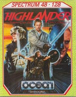<i>Highlander</i> (video game)
