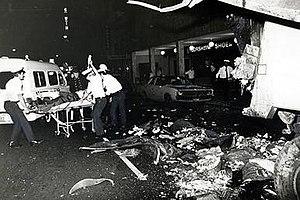 Sydney Hilton Hotel bombing