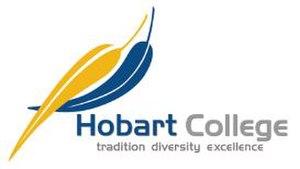 Hobart College, Tasmania - Image: Hobart College, Tasmania logo