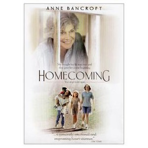 Homecoming (1996 film) - Movie poster