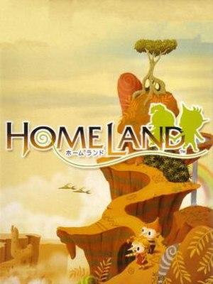 Homeland (video game) - Image: Homeland GC