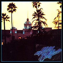 hotel california eagles album wikipedia