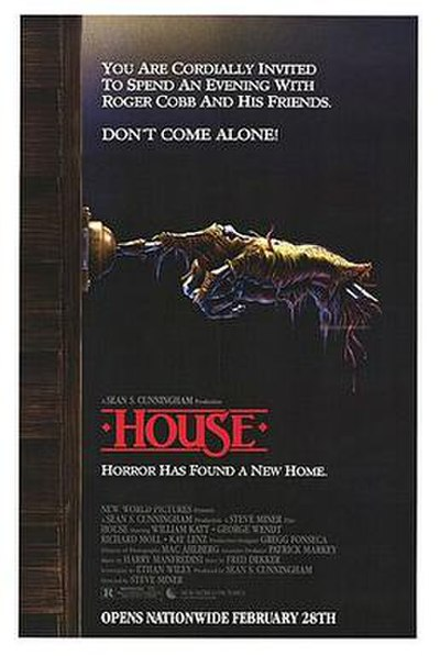 Picture of a movie: House