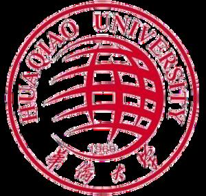 Huaqiao University - Image: Huaqiao Univ logo